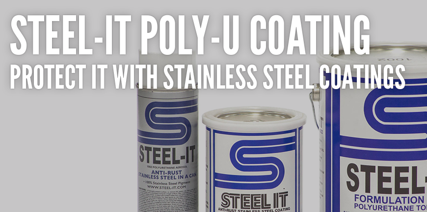 Steel-It Poly-U