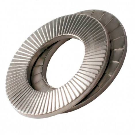 "Nord-Lock 3/4"" Locking Washer Oversized Carbon Steel 1305"