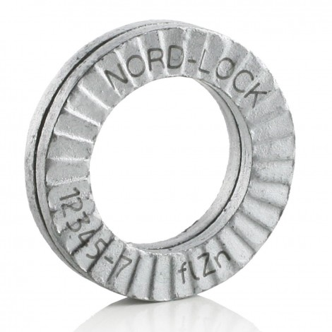 "Nord-Lock 1"" Locking Washer Oversized Stainless Steel 1334"