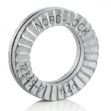 "Nord-Lock 1/2"" Locking Washer Oversized Stainless Steel 1110"