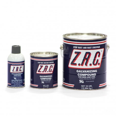 ZRC Cold Galvanizing Compound Quart