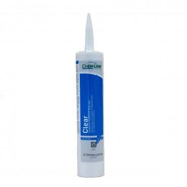 ChemLink Clear General Sealant 10.1oz Cartridge F1212