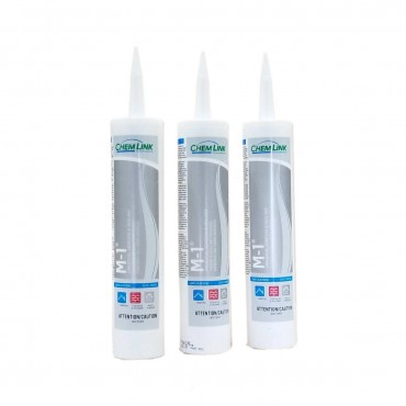 ChemLink M1 Sealant 10.1oz Cartridge White F1270