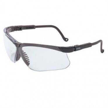 Uvex Genesis Safety Glasses 10-Pack S3200HS Clear