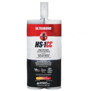 Adhesives Technology HS-1CC Ultrabond 22oz A22-HS1CC