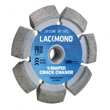 "Lackmond Diamond Crack Chaser 5"" CKV5375"