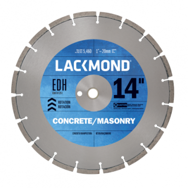 "Lackmond Diamond Blade 14"" EDH141251"