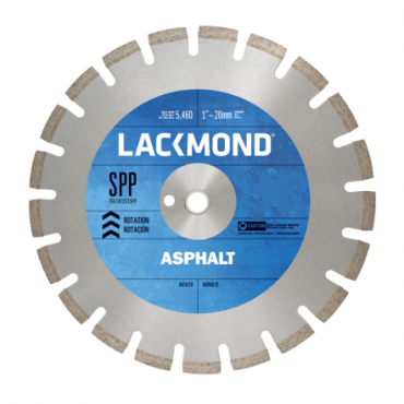 "Lackmond Products Asphalt Blade 12"" HA121251SPP"