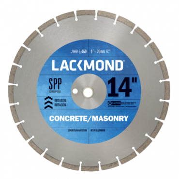 "Lackmond Diamond Blade 14"" SG14SPP1251"