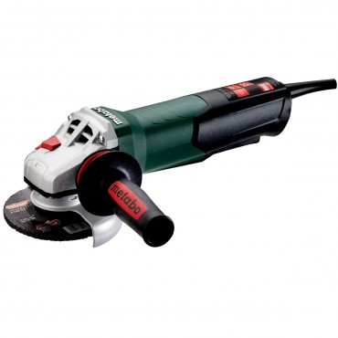 """Metabo WP 12-115 Quick 4 1/2"""" Angle Grinder 600410420"""