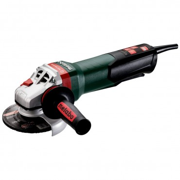 """Metabo WPB 12-125 Quick 5"""" Angle Grinder 600428420"""