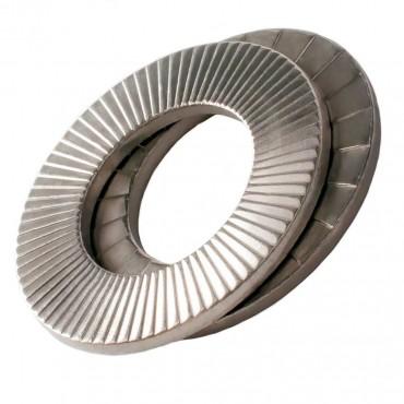"Nord-Lock 1/2"" Locking Washer Carbon Steel 2146"