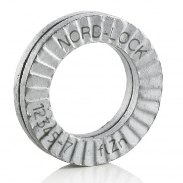 "Nord-Lock 5/8"" Locking Washer Oversized Stainless Steel 1117"