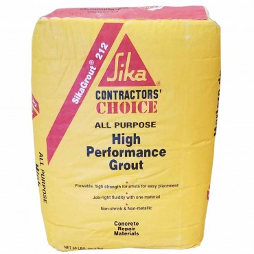 Sika Sikagrout 212 50 lb Bag