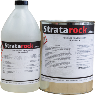 Stratarock Novolac Coating