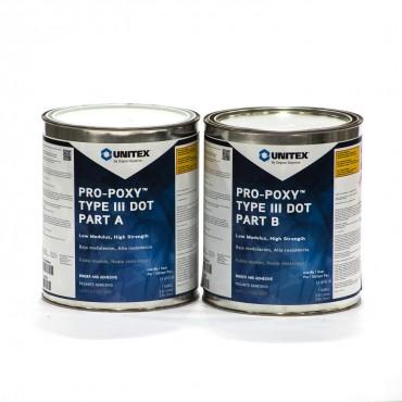 Unitex Pro-Poxy Type III DOT