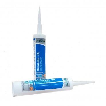 ChemLink DuraLink 50 Super Sealant White 10.1oz Cartridge F1260