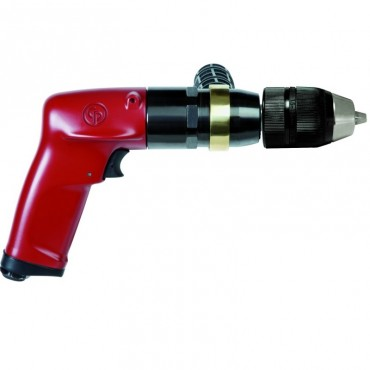 Chicago Pneumatic CP1117P05 Key Chuck Drill 1HP