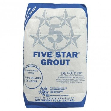 Five Star Products Five Star Grout 25500