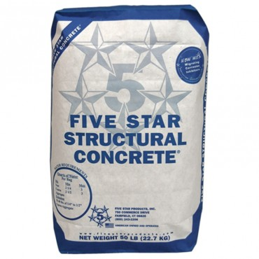 Five Star Products Five Star Structural Concrete 29100