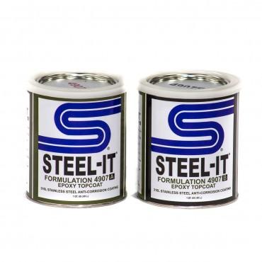 Steel-It Epoxy Finish 2 Quart Kit 4907Q