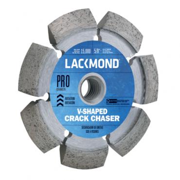 """Lackmond Diamond Crack Chaser 5"""" CKV5250"""