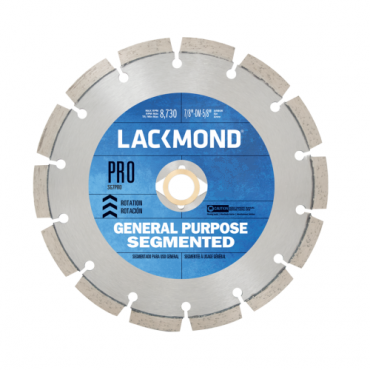 "Lackmond Pro Diamond Blade 10"" SG10PRO"