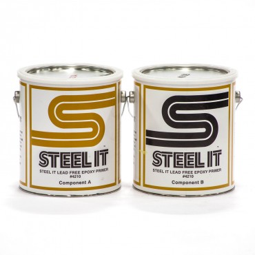 Steel-It Epoxy Primer 2 Gallon Kit 4210G
