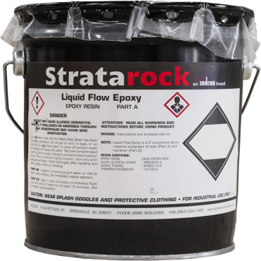 Stratarock Liquid Flow Epoxy