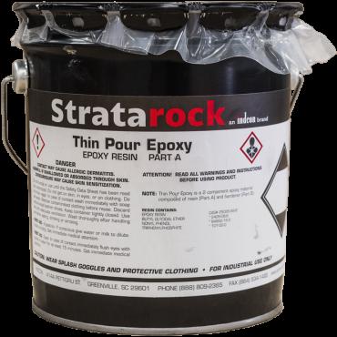 Stratarock Thin Pour Epoxy